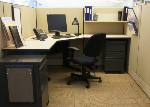 Must-Haves in Office/Cubicle Decor