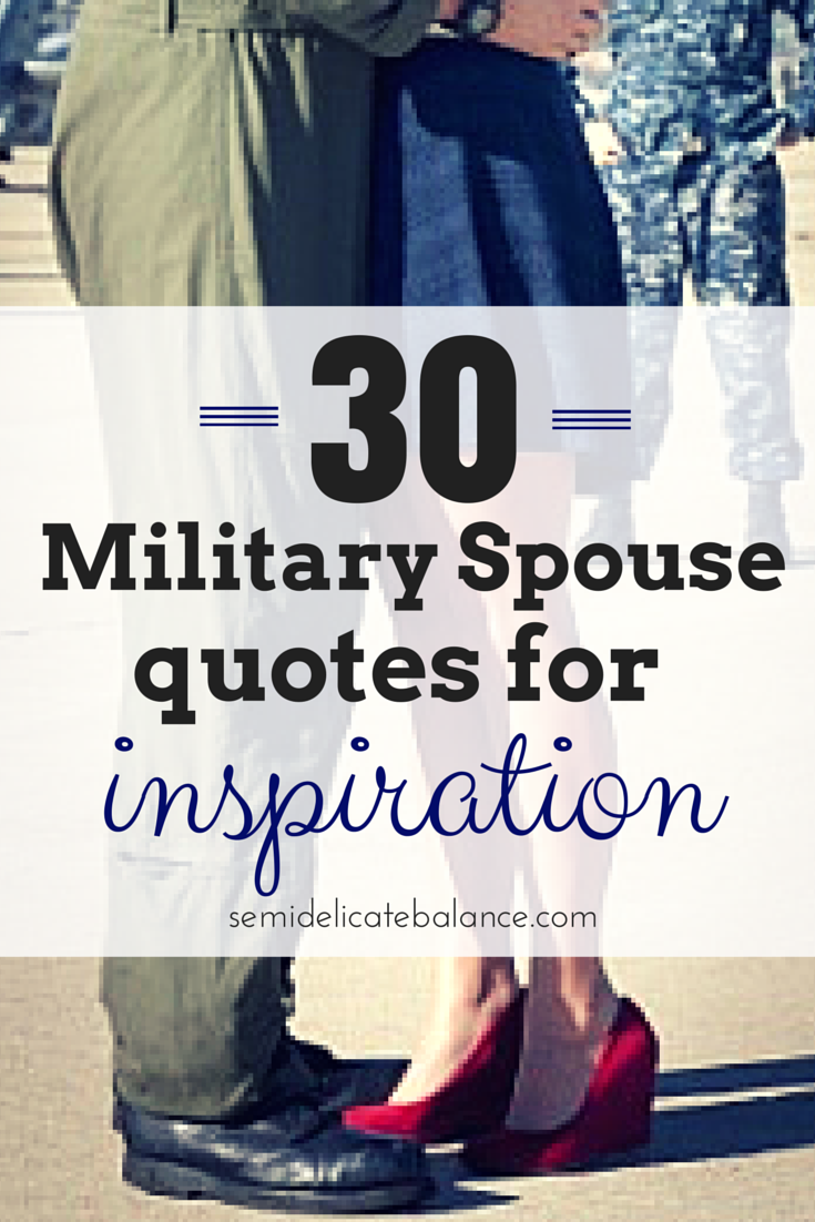 military spouse quotes and sayings quotesgram