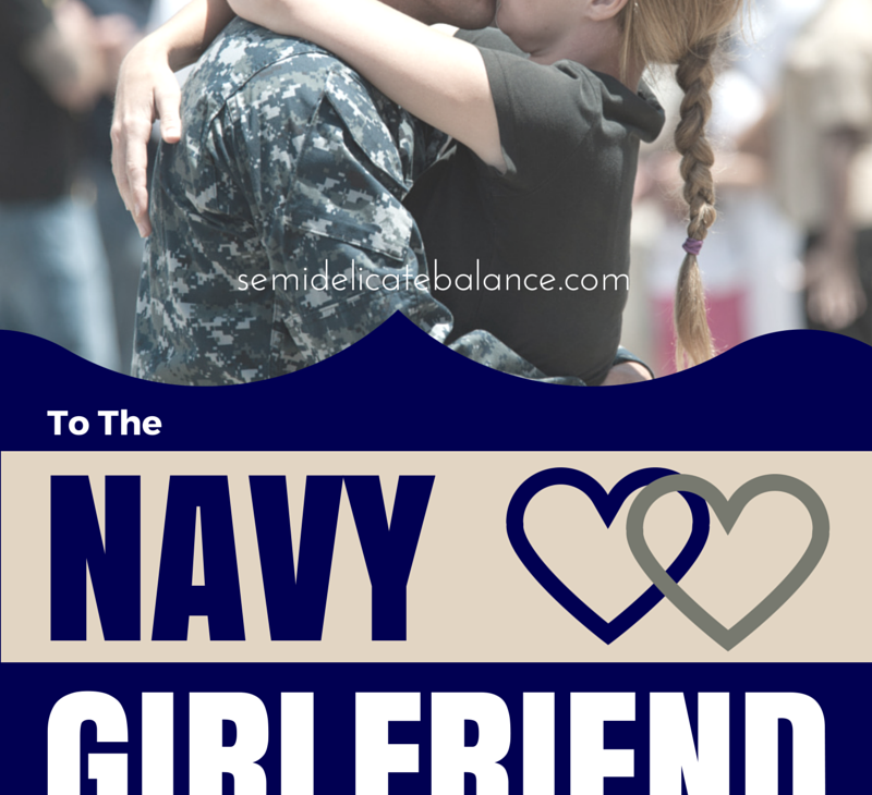 To the Navy Girlfriend