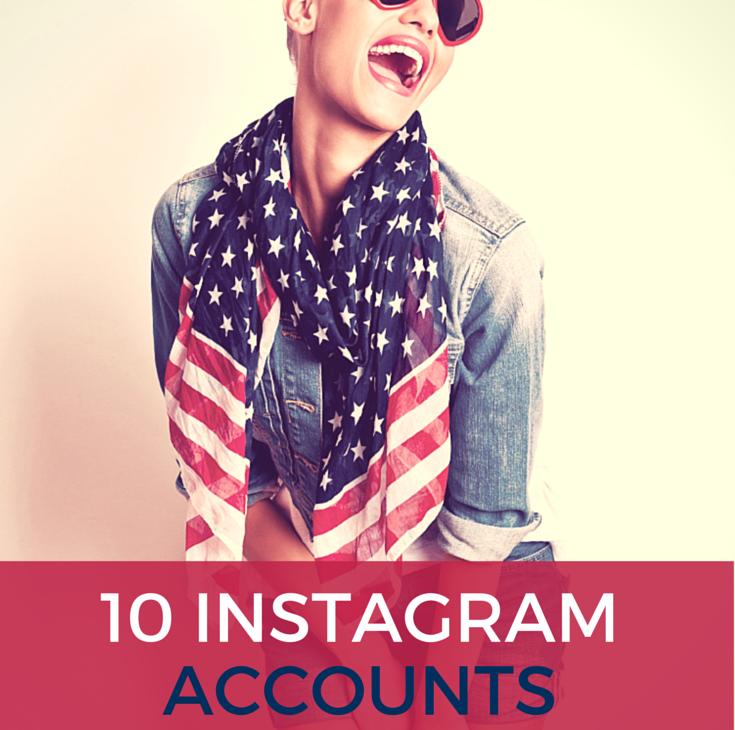 10 INSTAGRAM accounts military spouses should follow