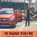 10 SIGNS YOU'RE AT an amazing duty station
