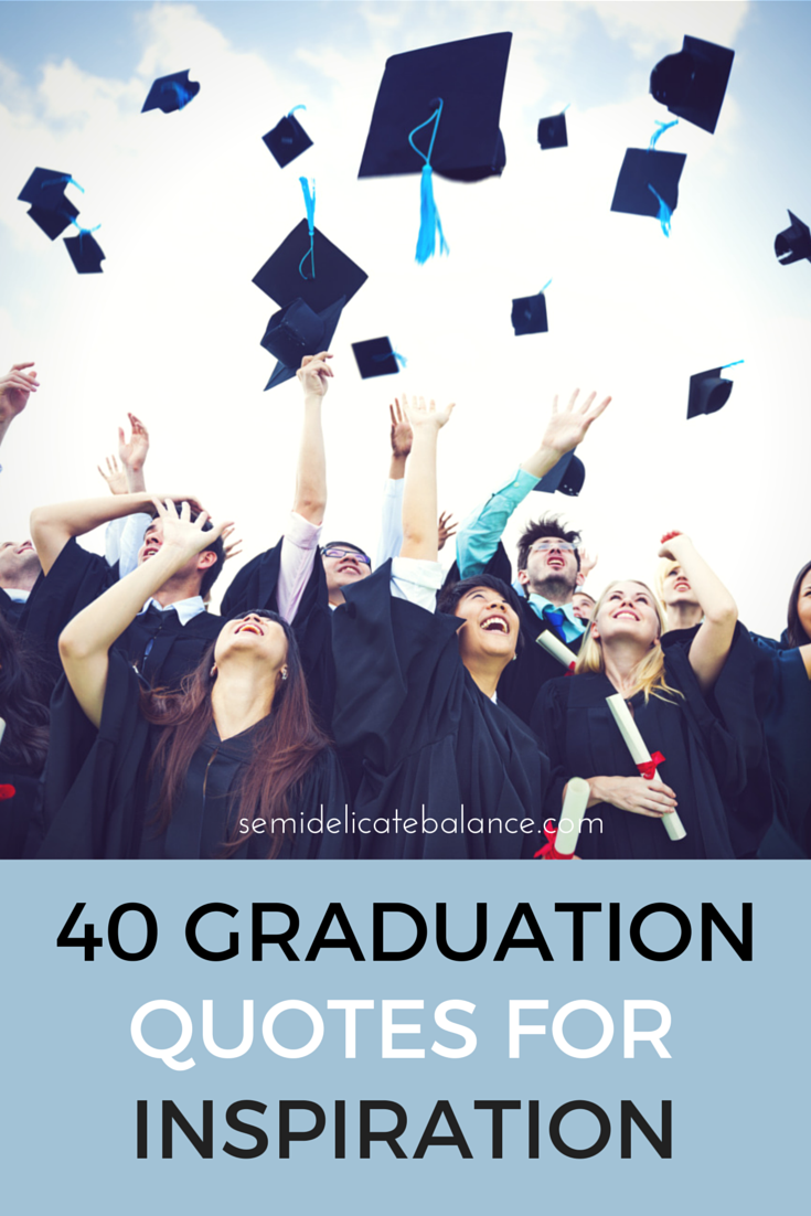 Graduation Milestone Quotes. QuotesGram