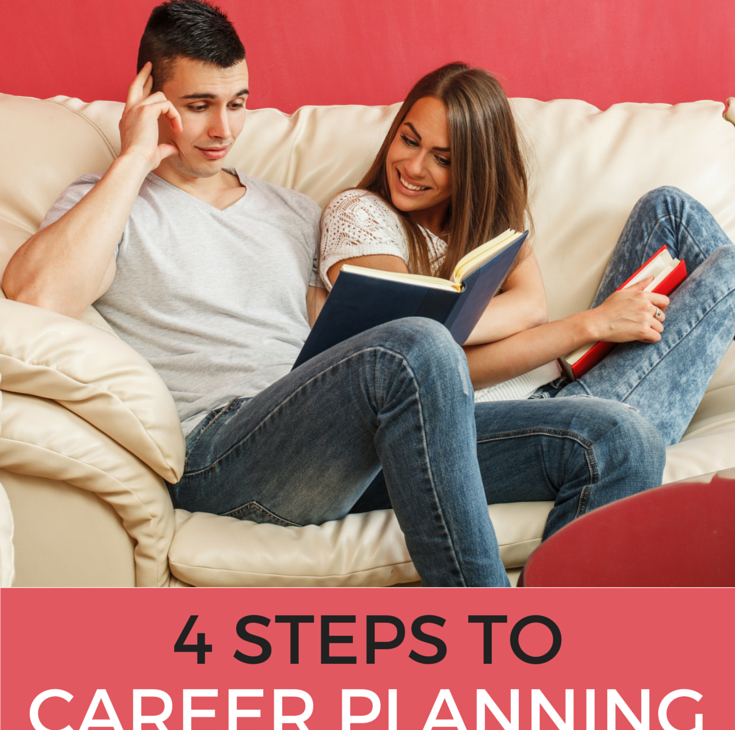 4 Steps to career planning for military families