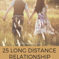 Dating while in long distance relationship