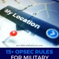 15+ OPSEC Rules for Families and Friends