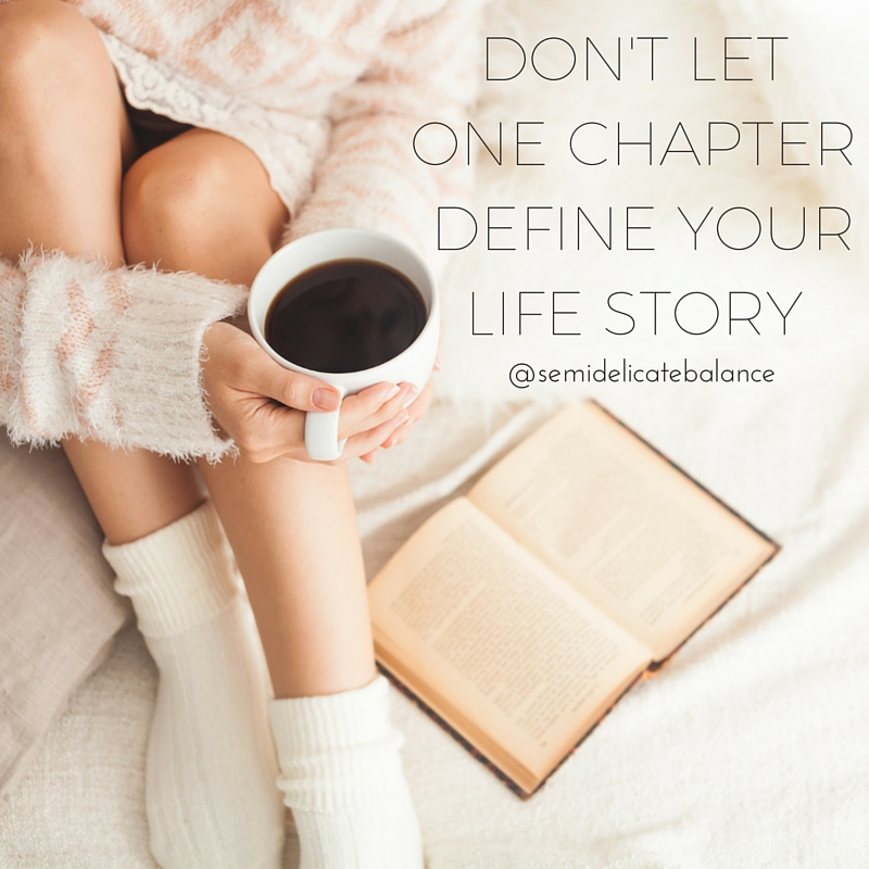 don't let a chapter