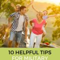 10 HELPFUL TIPS FOR MILITARY FAMILY VACATIONS