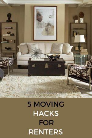 5 moving hacks for renters