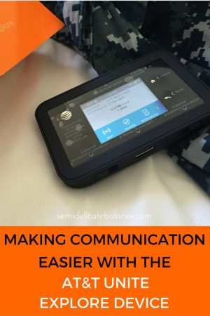 Making Communication Easier with the AT&T Unite Explore Device