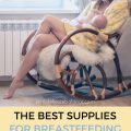 supplies for breastfeeding and pumping