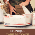 10 Unique Care Package Gifts for Military Service Members