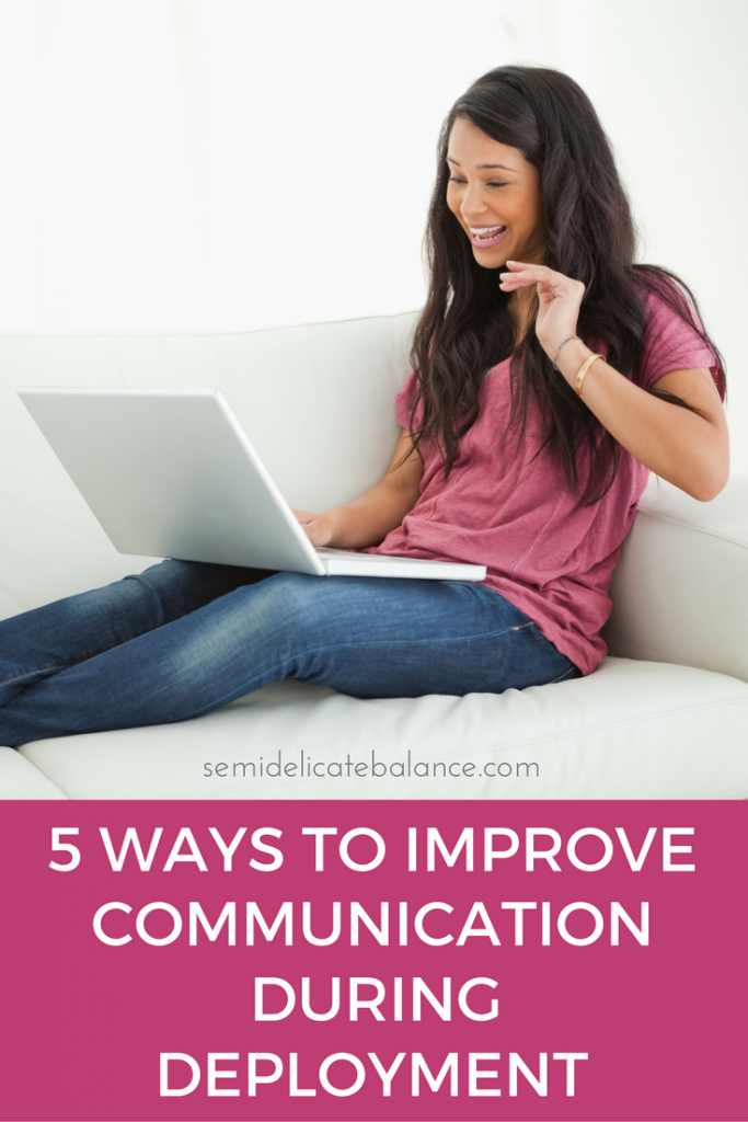 5 simple ways to make communication during deployment easier - Five easy cleaning tips get some time for yourself ...