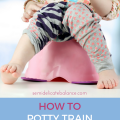 how to potty train successfully at daycare