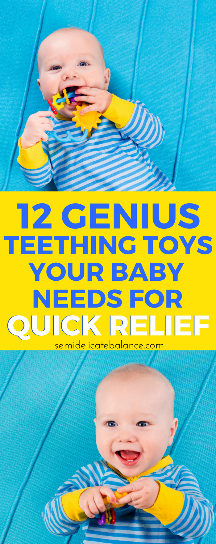 Genius Teething Toys Your Baby Needs For Instant Relief, Best Teethers for babies, Natural