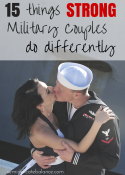 15 Things Strong Military Couples Do Differently