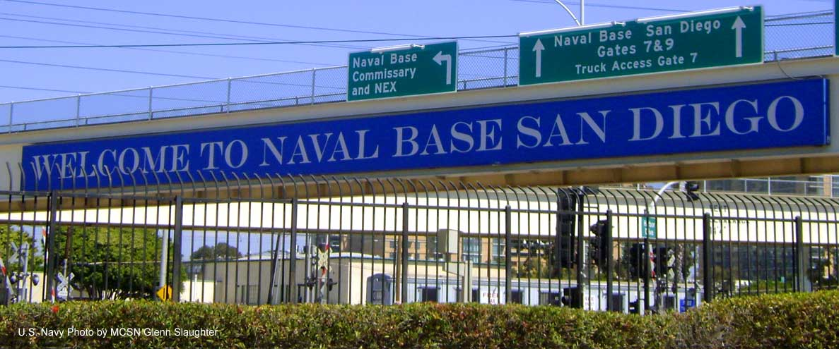 United states navy san diego california