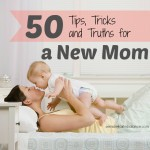 50 tips for a new mom
