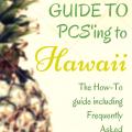 PCS'ing to Hawaii