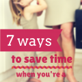 Saving Time For Working Moms