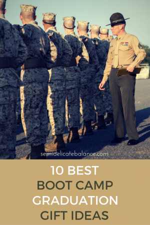 Boot Camp Graduation Gifts Ideas