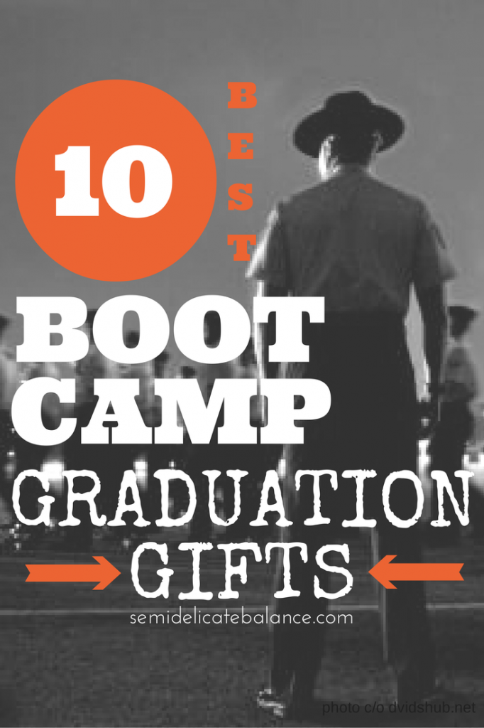 best boot camp gifts