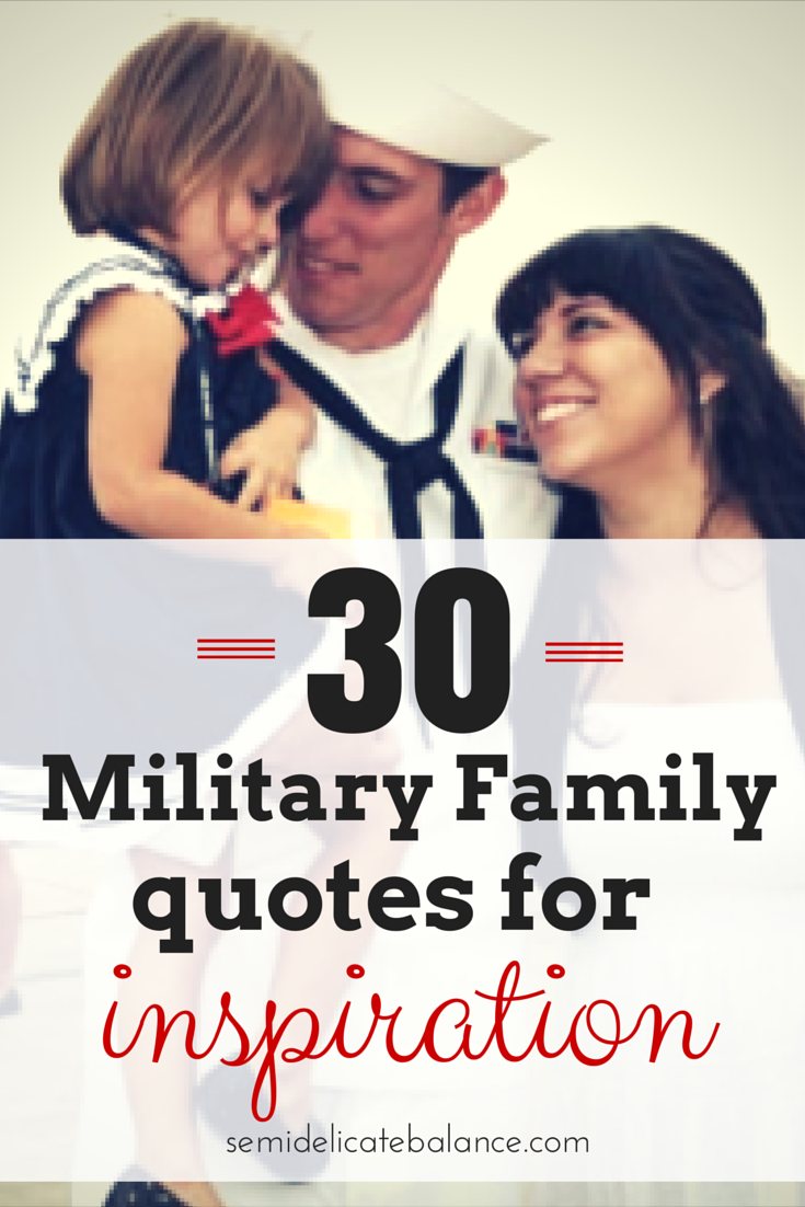 Military Motivational Quotes 30 Military Family Quotes For Inspiration