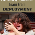 50 Things Military Spouses Learned From Deployment