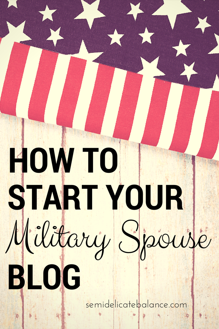 How to start a military spouse blog how to start your military spouse blog 1 solutioingenieria Images