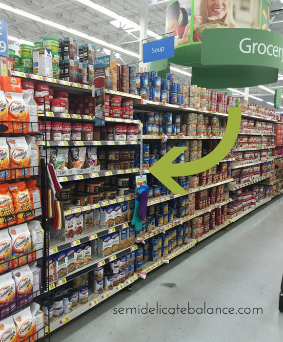 Campbell's Slow Kettle Soup at Walmart