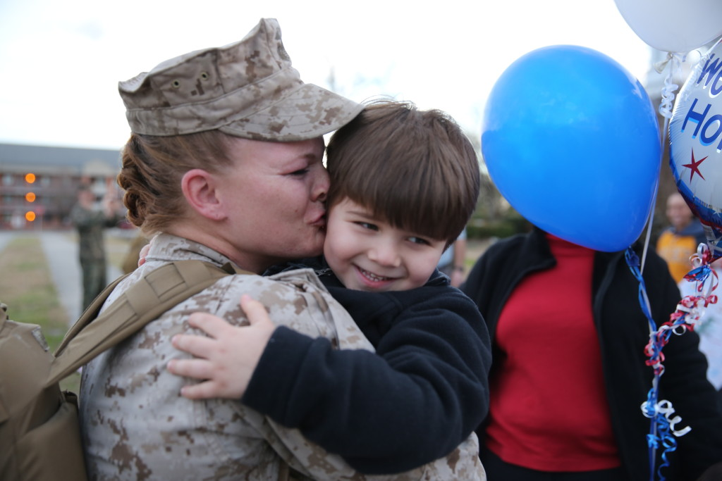 MACG-28 Marines, Sailors return from deployment