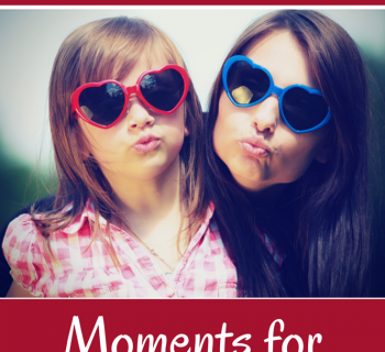 15 glass half full moments for moms
