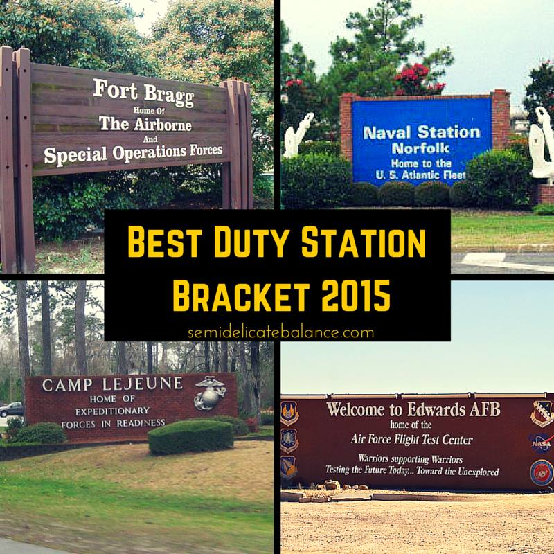best duty station