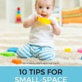 10 Tips for Small-Space Living with Baby