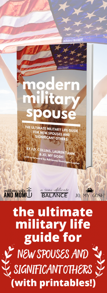 Modern Military Spouse eBook