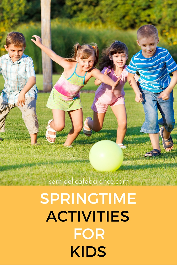 Springtime Activities for Kids
