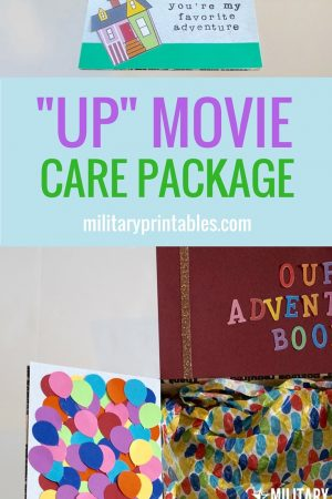 -Up- Movie Inspired Care Package