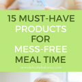Baby, Toddler, Feeding, Eating, Tips, Advice, Messy, Clean, Food