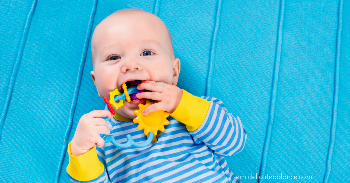 12 Genius Teething Toys Your Baby Needs For Instant Relief