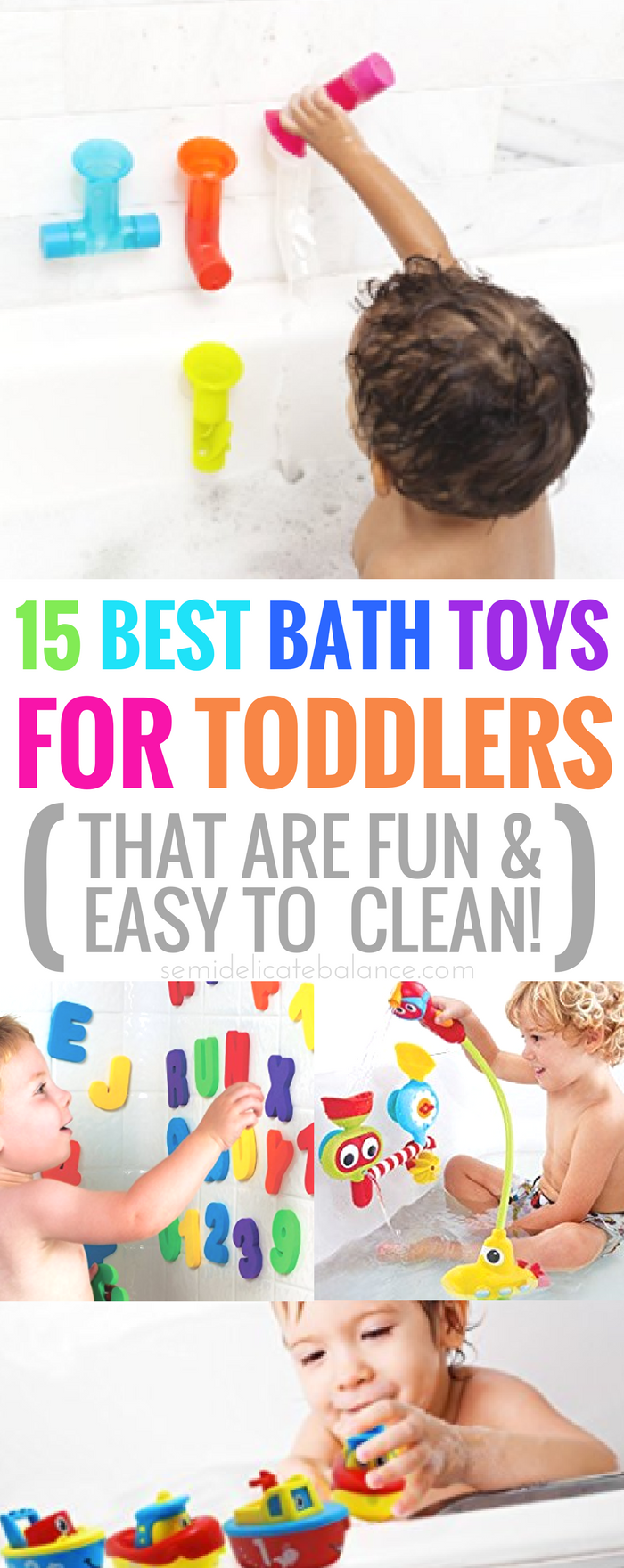 15 best bath toys ideas for toddlers that are fun and easy to clean