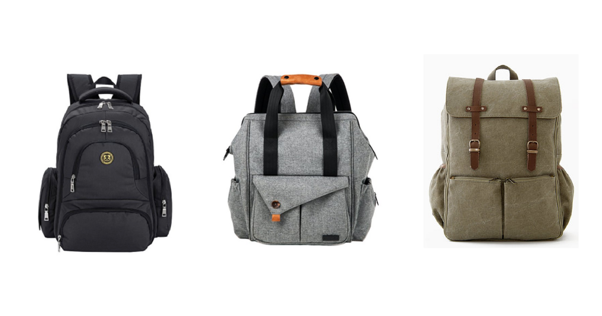 Best Diaper Bag Backpacks For the Stylish Parent