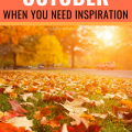 25 Best October Quotes When You Need Some Inspiration, Whether you're born in October of you just want to welcome October #octoberquotes #autumnquotes #fallquotes #octoberquotesandsayings