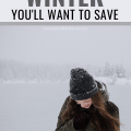 25 Wonderful Quotes and Sayings About Winter #winterquotes #wintersayings #wintercaptions #winter