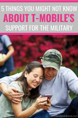 5 Things You Might Not Know About T-Mobile's Support for The Military #military #militarydiscount