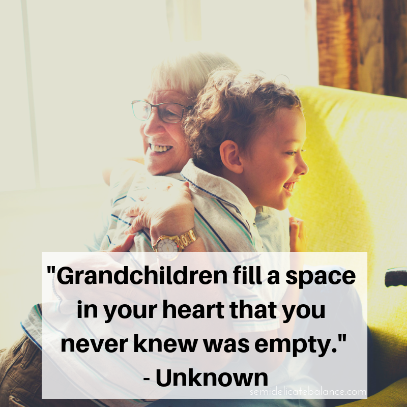 Best Grandchildren Quotes To Remember What A Blessing They Are
