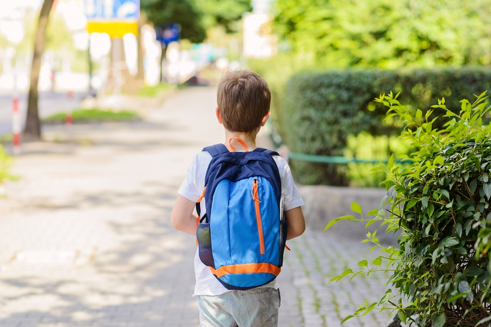 7 Helpful Tips For When Your Child Is Ready To Walk To School Alone