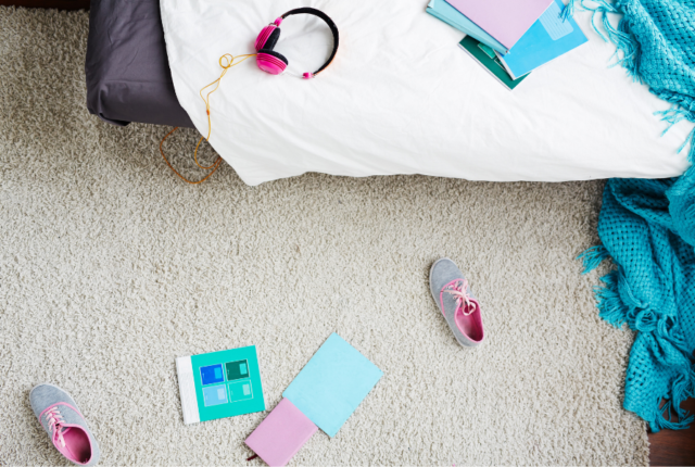 How To Deal With Your Chronically Messy Teenager